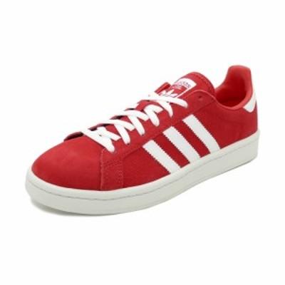 スニーカー アディダス adidas キャンパスW スカーレット/ホワイト レディース シューズ 靴 19SS