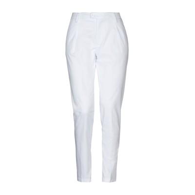 MICHAEL COAL パンツ ホワイト 26 97% コットン 3% ポリウレタン パンツ
