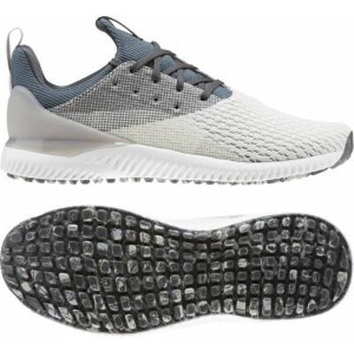アディダス メンズ スニーカー シューズ adidas Men's adicross Bounce 2 Golf Shoes Orbit Grey/Black/Grey