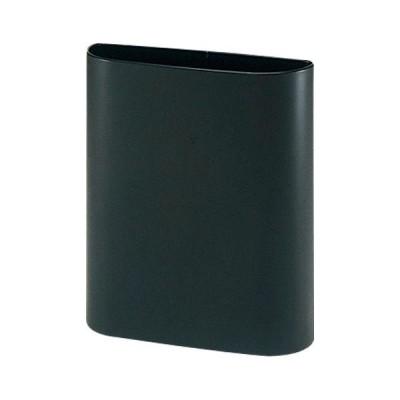 (まとめ) マグネットバケット マグネット付 MG-2 ブラック 1個入 〔×2セット〕