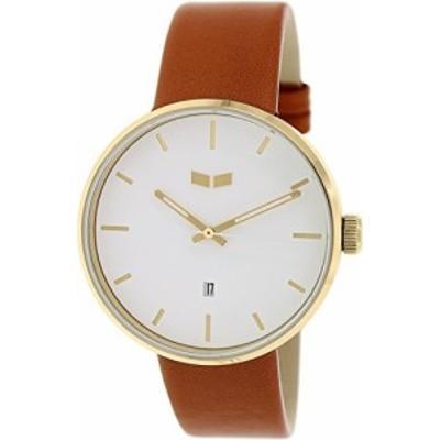 腕時計 ベスタル ヴェスタル Vestal Roosevelt Watch Brown/Gold/White, One Size