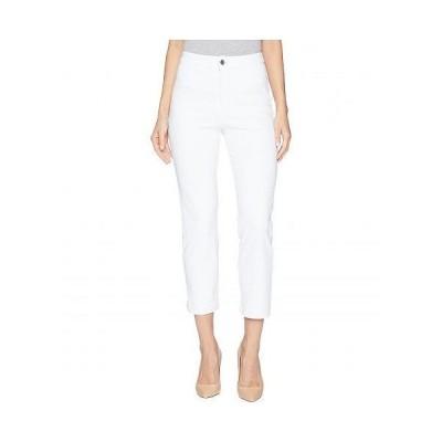 Lysse リセ レディース 女性用 ファッション ジーンズ デニム Cigarette Denim - White