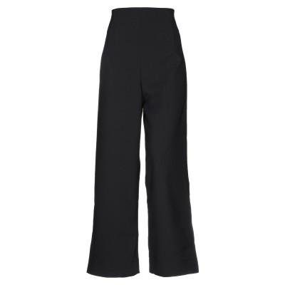 SOLACE LONDON パンツ ブラック 6 ポリエステル 100% パンツ