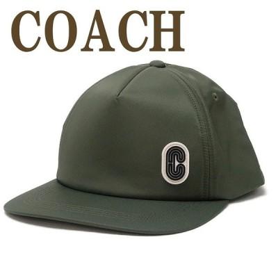 コーチ COACH メンズ 帽子 ベースボールキャップ ハット つば付 ロゴ 89722FTG
