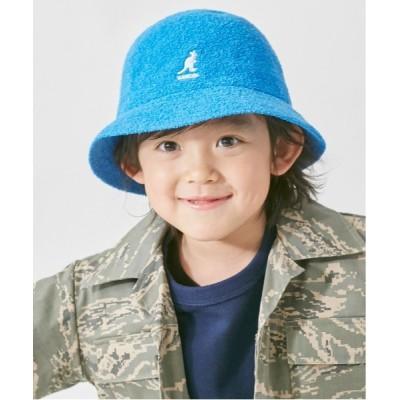 OVERRIDE / 【KANGOL】Kids Bermuda Casual/【カンゴール】 KIDS 帽子 > ハット