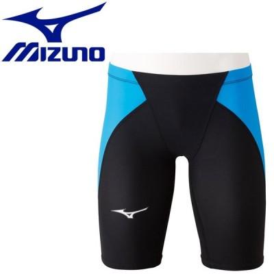 ミズノ スイム 競泳用MX・SONIC α ハーフスパッツ ジュニア N2MB041191