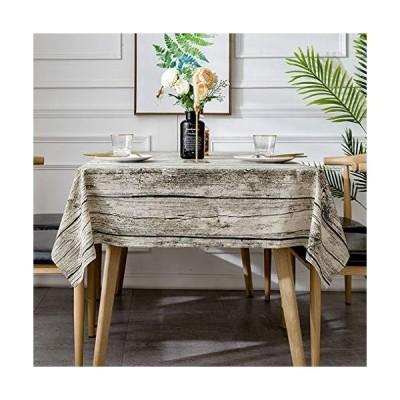 【送料無料】NCHEOI Table Cloth Decorative for Kitchen Dinning Water Resistant Tablecloths for Home Wedding Event Party Banquet Decorat