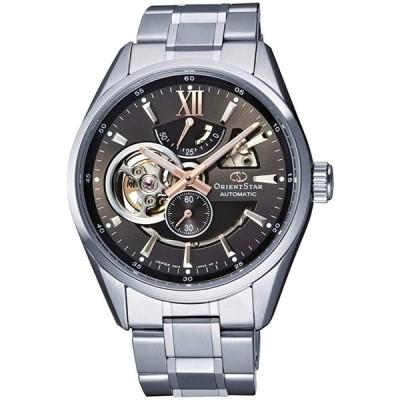 【送料無料】オリエント ORIENT メンズ腕時計 ORIENT STAR 腕時計 自動巻き(手巻付き) パワーリザーブ50時間 モダンスケルトン RE-AV0004N00B
