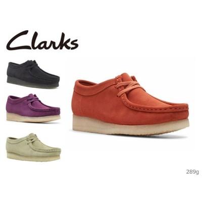 CLARKS クラークス ブーツ レディース ORIGINALS Wallabee ワラビー 289G