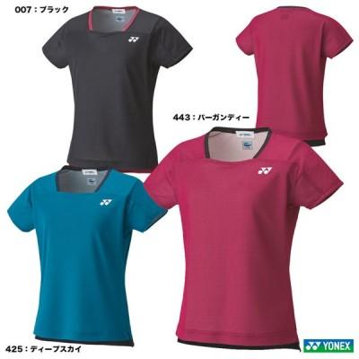 【ポイント10%】ヨネックス YONEX テニスウェア レディス ゲームシャツ(スリム) 20609