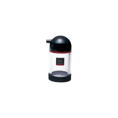 ラストロウェア レッツ 醤油さし 小 ブラック K-180 LB ( 115ml )/ ラストロウェア