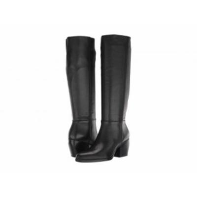 Naturalizer ナチュラライザー レディース 女性用 シューズ 靴 ブーツ ロングブーツ Fae Black Leather【送料無料】