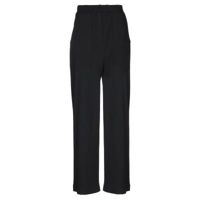 FLOOR パンツ ブラック M レーヨン 65% / ナイロン 32% / ポリウレタン 3% パンツ