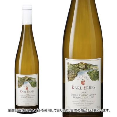ユルツィガー・ヴュルツガルテン リースリング シュペートレーゼ 2018年 カール・エルベス 750ml (ドイツ 白ワイン)