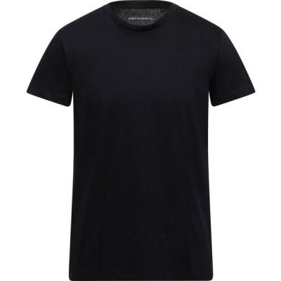 イレブン パリ ELEVEN PARIS メンズ Tシャツ トップス t-shirt Black