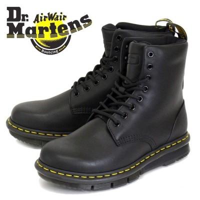 Dr.Martens (ドクターマーチン) CUBE FLEX LEXINGTON レキシントン 8ホールブーツ BLACK SENDAL
