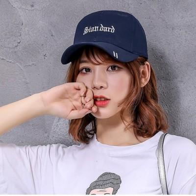 キャップ 帽子 レディース  ワークキャップ ゴルフサイズ 調整可能 無地 CAP野球帽