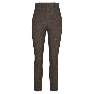 シュテフェン スクラウト カジュアルパンツ レディース ボトムス COUNTRY HERINGBONE PANTS - Trousers - brown