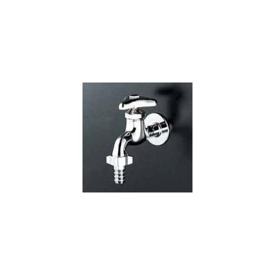 KVK カップリング付横水栓 K4 単水栓 K4 [新品]