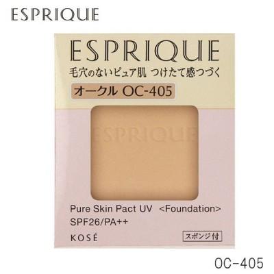 コーセー エスプリーク ピュアスキン パクト UV OC-405 レフィル (定形外送料無料)