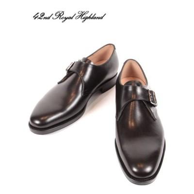 42ND ROYAL HIGHLAND NAVY COLLECTION フォーティーセカンドロイヤルハイランド ネイビーコレクション ドレスシューズ 紳士靴 革靴 CH9104FH-11 ダークブラウン