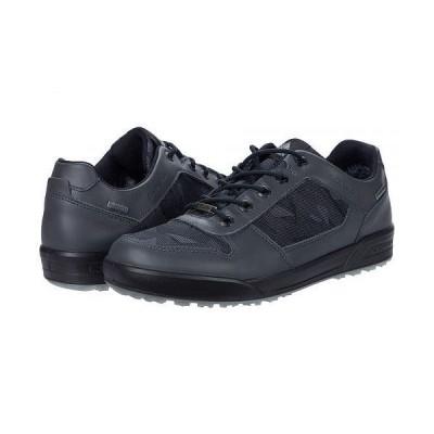 Lowa ローバー メンズ 男性用 シューズ 靴 ブーツ ハイキング トレッキング Seattle II GTX Lo - Anthracite