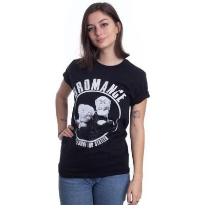 インペリコン Impericon レディース Tシャツ トップス - Waldorf And Statler Bromance - T-Shirt black
