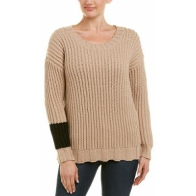 James Perse ジェームズパース ファッション トップス James Perse Chunky Armband Wool-Blend Sweater