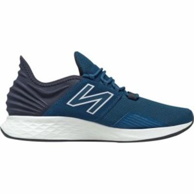 ニューバランス New Balance メンズ スニーカー シューズ・靴 Fresh Foam Roav Shoe Rogue Wave/Eclipse/White
