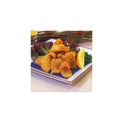 (鶏 とり) (唐揚げ からあげ から揚げ) 鶏皮せんべい (500g) つまみ 業務用 冷凍食品 お弁当 弁当 食品 食材 おかず 惣菜 業務用 家庭用 ニチレイ