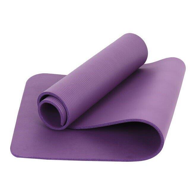 瑜珈墊NBR 15mm 加厚 加長 環保瑜伽墊 遊戲墊 地墊 爬行墊 運動墊 防滑墊 無毒認證【GJ160】  123便利屋