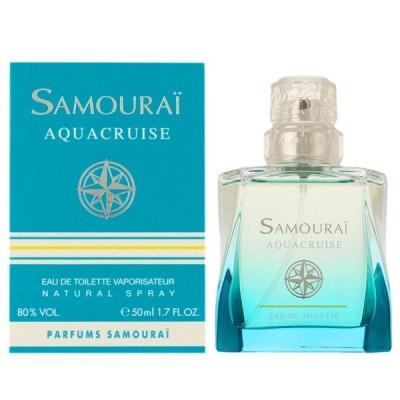 アランドロン サムライ アクアクルーズ オーデトワレ スプレータイプ 50ml ALAIN DELON 香水 SAMOURAI AQUACRUISE