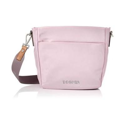 Bogner Klosters Juna Shoulderbag Mvz Women's Shoulder Bag, Pink (Rose), 9x23.5x29 Centimeters (B x H x T) 並行輸入品
