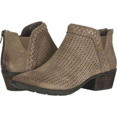 カルソーアースシューズ Earth レディース ブーツ シューズ・靴 Peak Perry Warm Taupe Premium Cow Suede/Calf PU