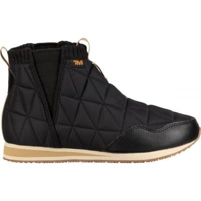 テバ Teva レディース ブーツ シューズ・靴 Ember Mid Boot Black