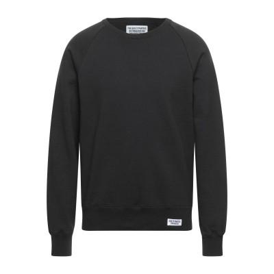 GUILTY PARTIES スウェットシャツ ブラック M コットン 100% スウェットシャツ