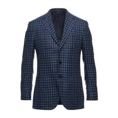 サルトリオ SARTORIO テーラードジャケット ブルー 48 バージンウール 48% / シルク 34% / ナイロン 18% テーラードジャケ