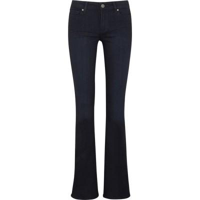 ペイジ Paige レディース ジーンズ・デニム ブーツカット ボトムス・パンツ Manhattan Transcend Blue Bootcut Jeans Blue
