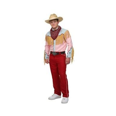 バックトゥザフューチャー Part3 マーティ カウボーイ コスチューム 衣装 80年代 映画 西部劇 仮装 ユニバ コスプレ USJ[sizeS]