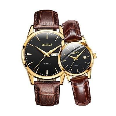 ペア 腕時計 ペアウォッチ カップル 人気 メンズ レディース ペア 時計セット うで時計 シンプル 革ベルト サプ