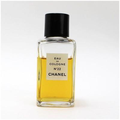 シャネル 香水 NO.22 オーデコロン ボトルタイプ 59ml 中古 CHANEL ナンバー22|女性用 レディース フレグランス パフューム EDC BT 箱なし