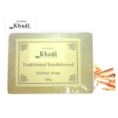 カーディ サンダルウッド ソープ Rockside KHADI SANDALWOOD SOAP