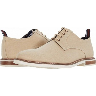 ベンシャーマン Ben Sherman メンズ 革靴・ビジネスシューズ シューズ・靴 Birk Plain Toe Tan Cotton