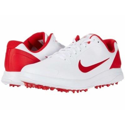 ナイキ スニーカー シューズ メンズ Nike Infinity G White/University Red