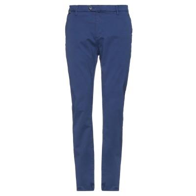DAVID OWEN パンツ ブルー 56 コットン 98% / ポリウレタン 2% パンツ