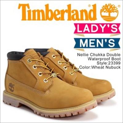 ティンバーランド Timberland チャッカ ブーツ レディース メンズ NELLIE CHUKKA DOUBLE WATERPLOOF BOOTS