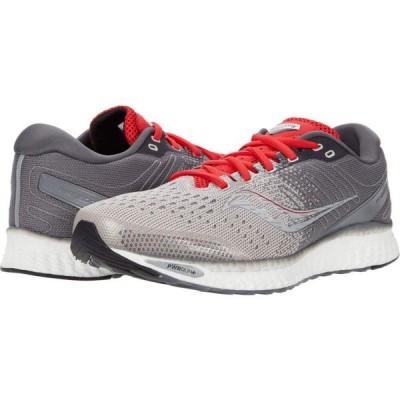 サッカニー Saucony メンズ ランニング・ウォーキング シューズ・靴 Freedom 3 Moonrock/Red