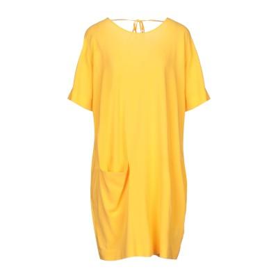 リビアナ コンティ LIVIANA CONTI ミニワンピース&ドレス オークル 42 レーヨン 96% / ポリウレタン 4% ミニワンピース&ド