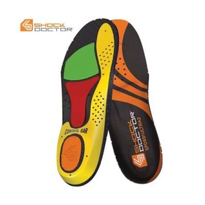 ショックドクター インソール ユニセックス メンズ レディース ウルトラ2 27.5-28.5CM 靴底 ヒール サポート カバー ガード 薄型 ボデ