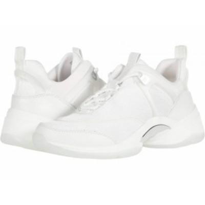 MICHAEL Michael Kors マイケルコース レディース 女性用 シューズ 靴 スニーカー 運動靴 Sparks Trainer Optic White【送料無料】
